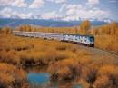 Amtrak trains tour