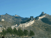 Trek the Great Wall tour
