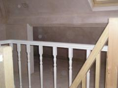 Loft Conversion with Stair Case leading into Loft