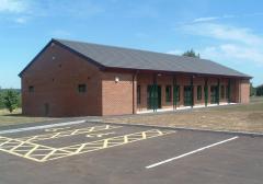 Sports Pavilions