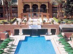 Marriott Cairo Hotel & Omar Khayyam Casino