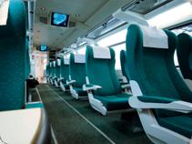 Railway tickets sales