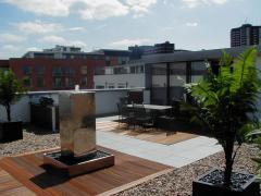 City Centre terrace