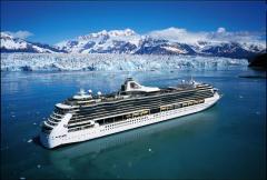 Fly & Cruise Alaska tour