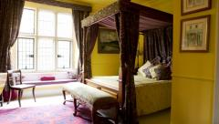 Four Poster Courtyard Room