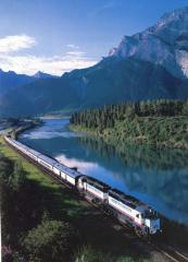 Canadian Train Tours
