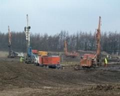 Soil Mixing Services