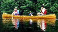 Canoe on the Drava river tour
