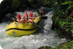 River Rafting on the Cetina tour