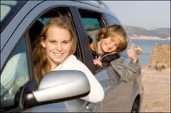 Holiday car hire