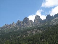 Corsica Mountains to Sea tour