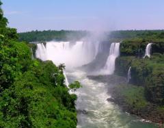 Iguassu Falls tour