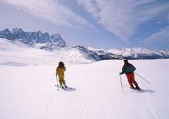 Ski honeymoon holidays