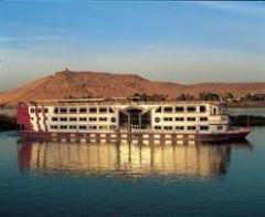 Lake Nasser cruise