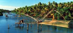 Beach and backwaters in Kerala tour