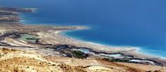 Desert and Dead Sea adventure tour