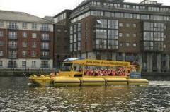 Belfast Splash Tour