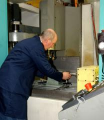 Vertical Machining Services