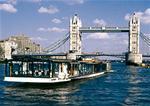 Bateaux London lunch cruise