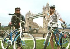 Secret London Bike Tour