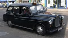 Black cab taxi tours