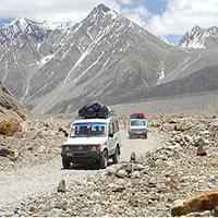 Lahaul Spitti Valley Jeep Safari tour