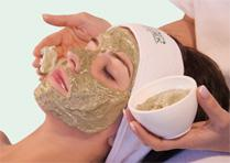 Green peel treatment