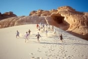 Western Desert tour