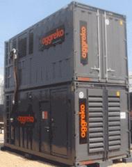 Gas Generator Hire