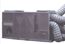 350 kW Heaters Hire
