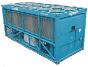 WCW 1500 kW Fluid Chiller Hire