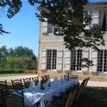 France Gascony Chateau de Pallanne Tour