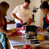 France Gascony Cookery Breaks in Gramont Tour