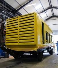 Air Hire compressor Oil Free Rental