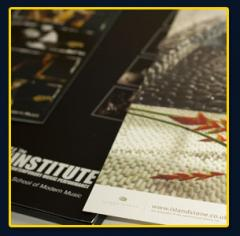 Leaflet and Brochure Printing