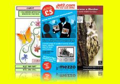 Full Colour Leaflet Printing