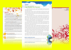 Full Colour Letterheads