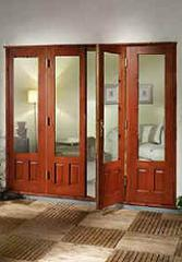 Doors personalised fitting service