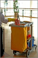 Industrial Cleaning Services
