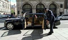 The Ritz Rolls-Royce
