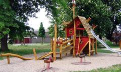 SpielArt playgrounds