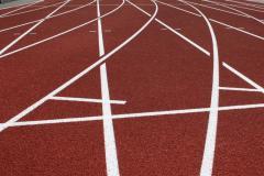 Аthletics track