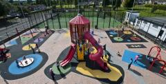 Total Play Wetpour Rubber Safety Surfacing