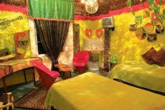 Honky Tonk Afro room