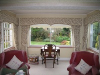 Window treatments and Interior Designs