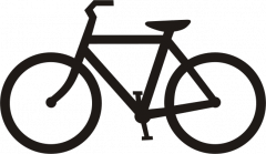 Bicycles for complimentary use