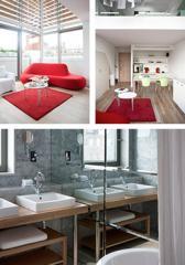 Modern Italian suite by Priscilla Carluccio