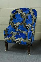 Recovered William 4th Tub Chair