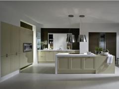 Kitchen Graphite Oak Veneered