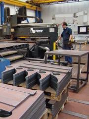 Plasma Cutting and Metal Processing